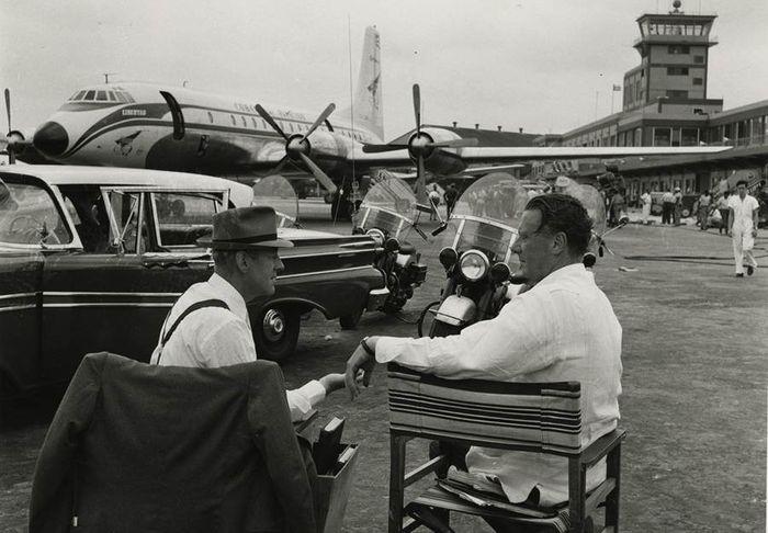 Аэропорт Jose Marti, Гавана, середина 1950х