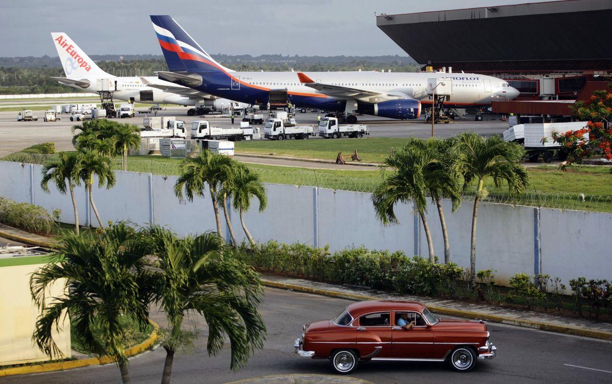 Аэропорт имени Хосе Марти в Гаване