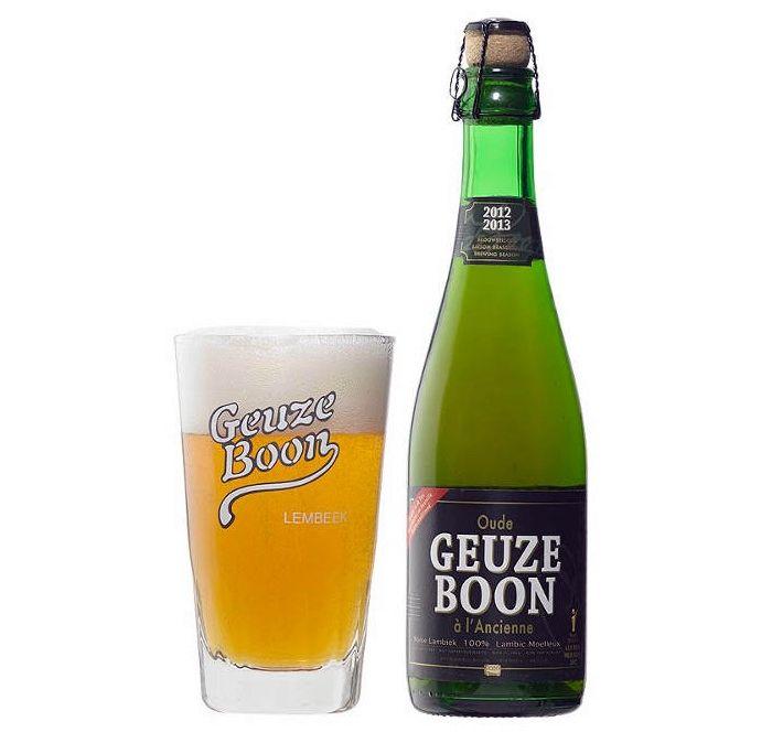 Бельгийское пиво Boon Oude Geuze, 7%