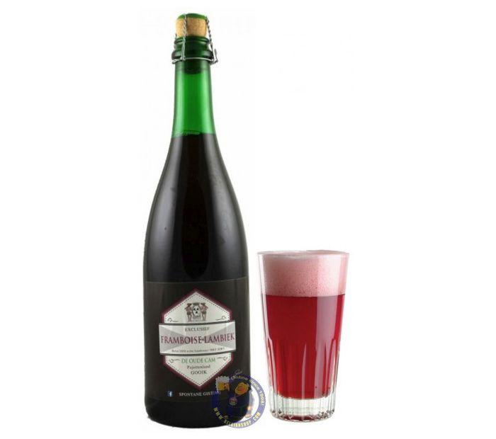 Бельгийское пиво De Cam, Framboise-Lambiek