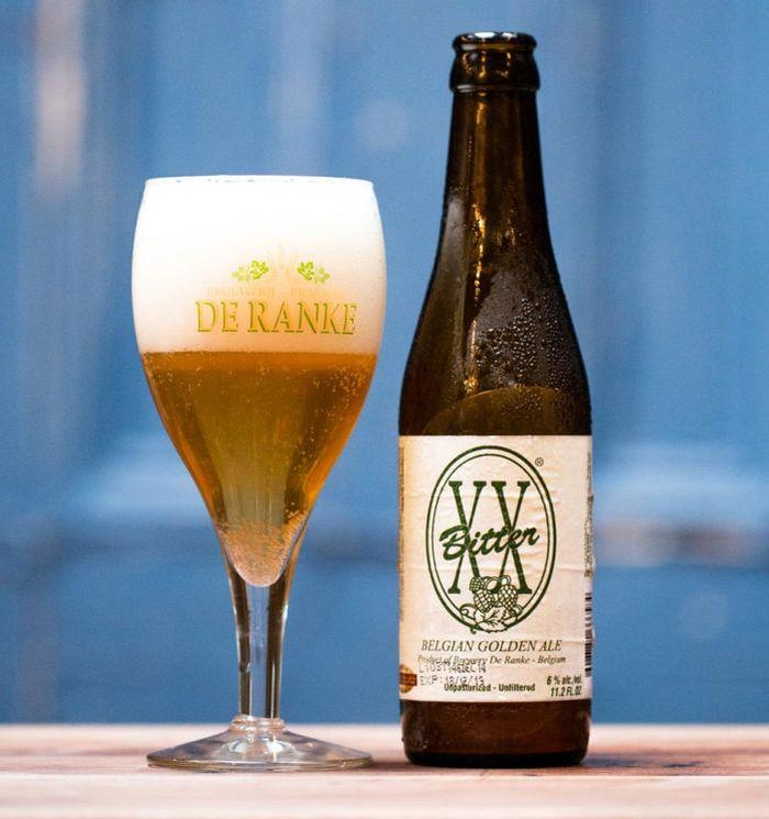 Бельгийское пиво De Ranke XX Bitter, 6.2%