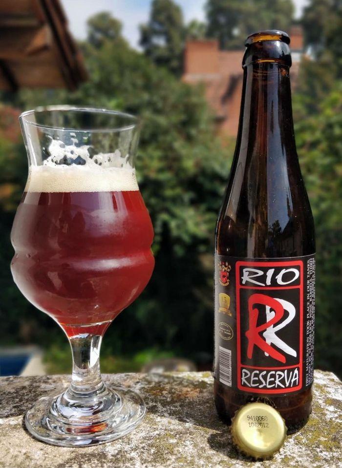 Бельгийское пиво De Struise Brouwers Rio Reserva, 11%