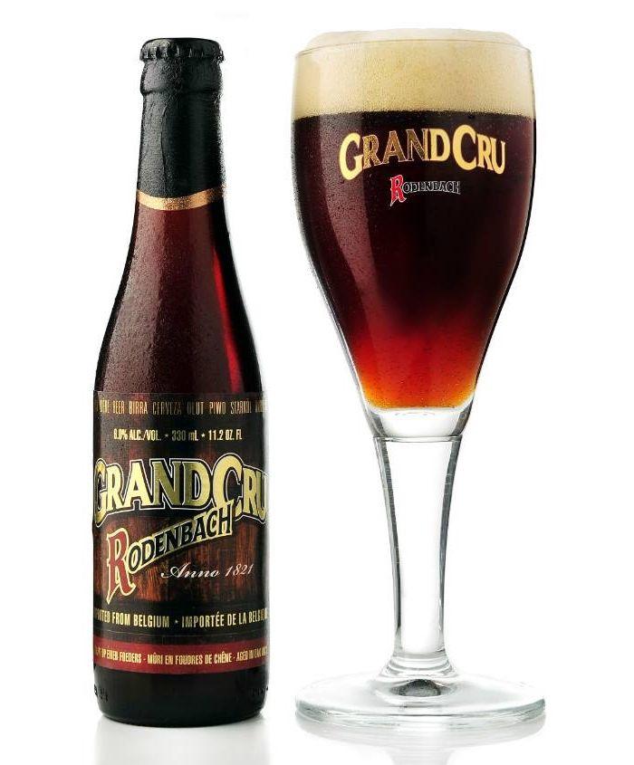 Бельгийское пиво Rodenbach Grand Cru, 6%