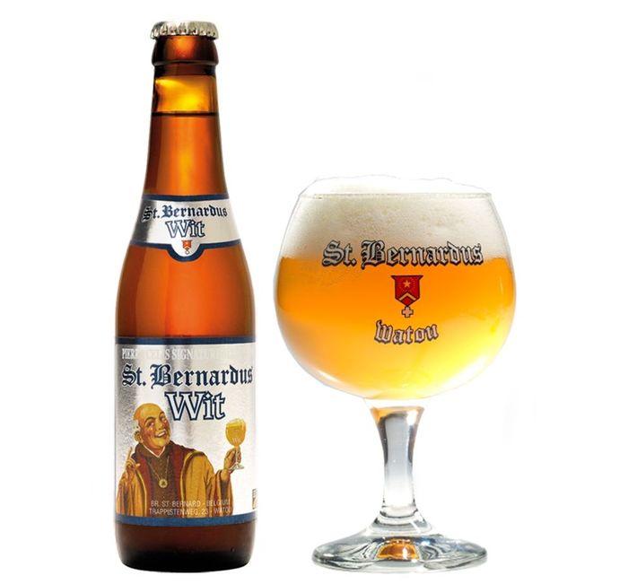 Бельгийское пиво St Bernardus Wit, 5.5%