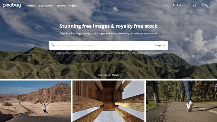 Pixabay.com - более миллиона free-изображений
