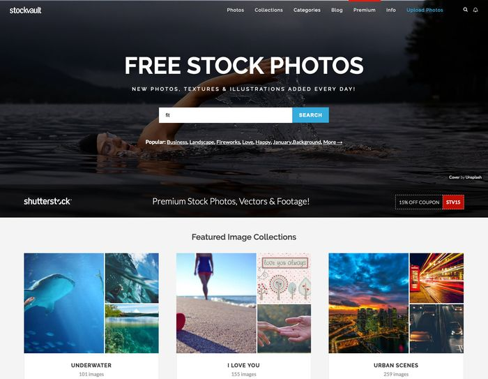 Stockvault.net - больше 130 тысяч free-изображений