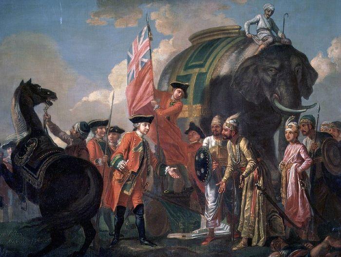 Генерал-губернаторы британской колониальной Индии
