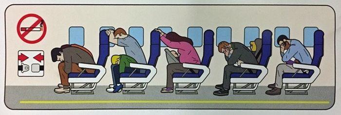 Что делать при жесткой посадке самолёта