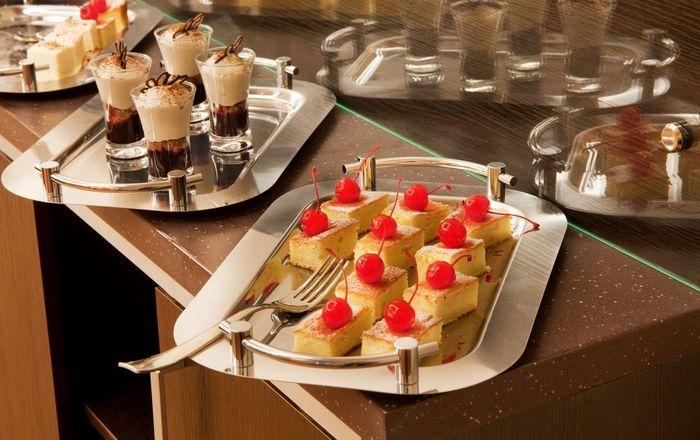 Десерт для свадебного фуршета