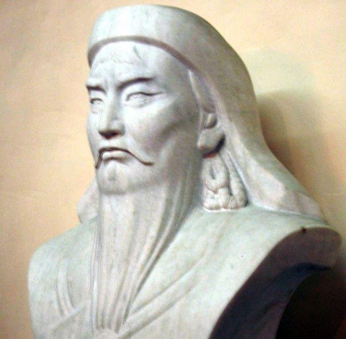Чингисхан - основатель Монгольской империи