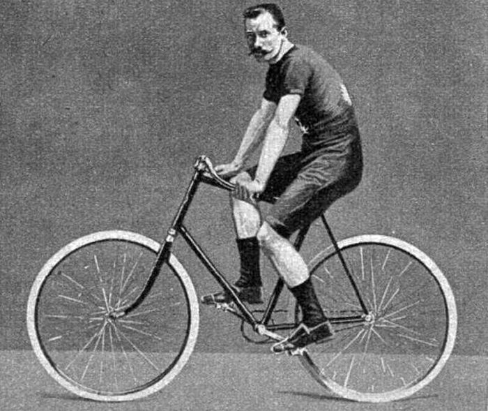 Анри Дегранж - рекодсмен, организатор Тур де Франс