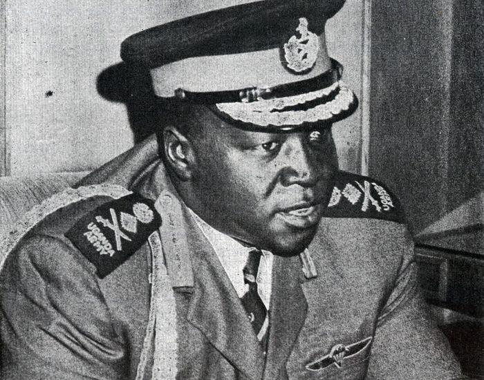 Президент Уганды в 1971-1979 годах Иди Амин