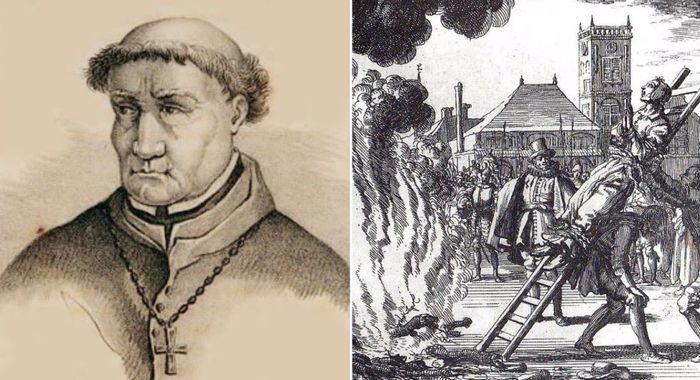 Испанский инквизитор Томас де Торквемада