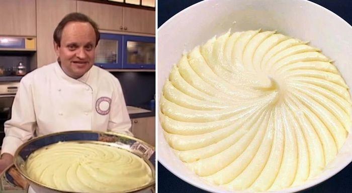 Как готовят картофельное пюре знаменитые шеф-повара мира (Робюшон Жоэль)