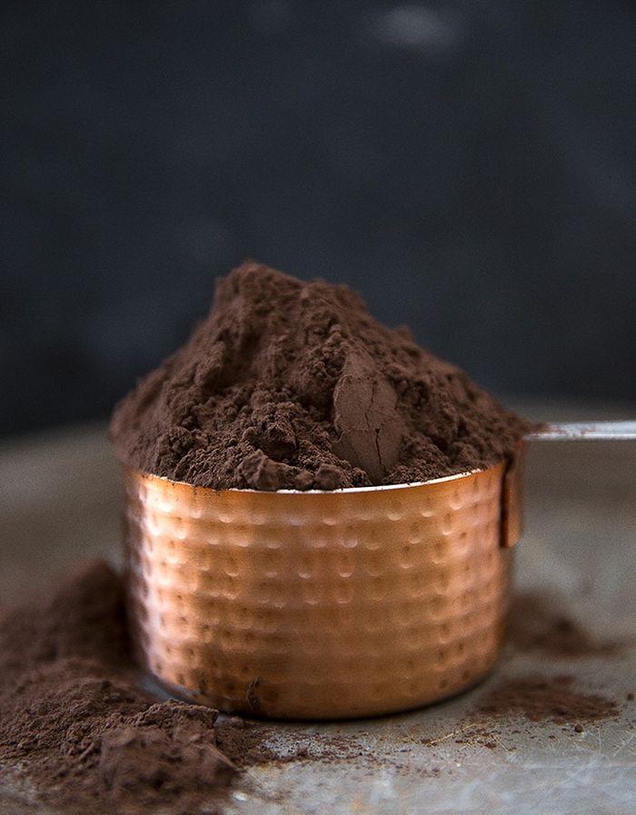 Как сделать коричневый пищевой краситель