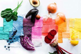 Как сделать натуральные пищевые красители в домашних условиях?