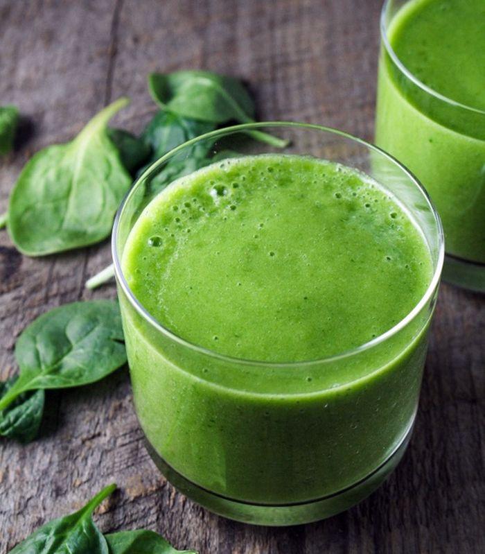 Как сделать зеленый пищевой краситель