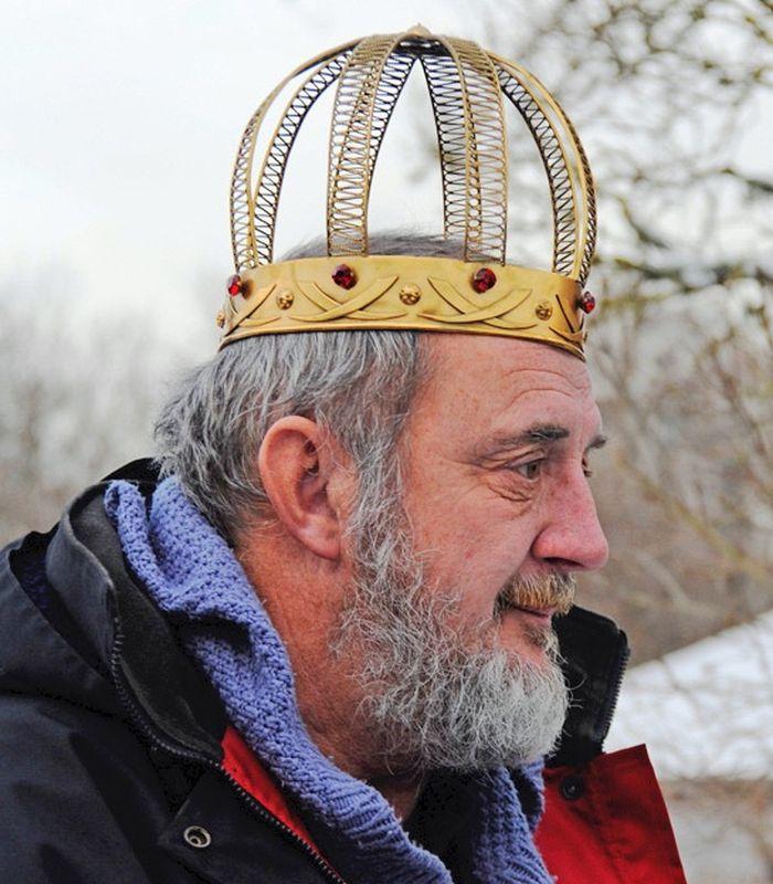 Кирилл Тэйтер король самопровозглашенного королевства Торгу