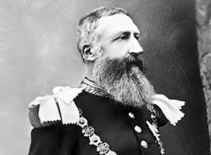 Король Бельгии Леопольд II