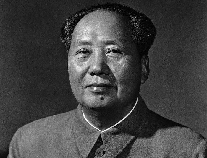 Мао-Дзедун, 1963 год