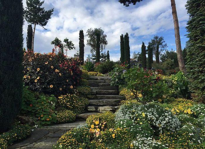 Норвежский экзотический сад в Ставангере