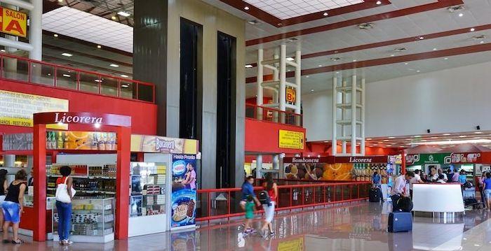 Новый терминал аэропорта Гаваны