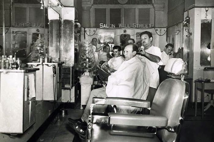 Парикмахерская Wall Street Salon, Гавана