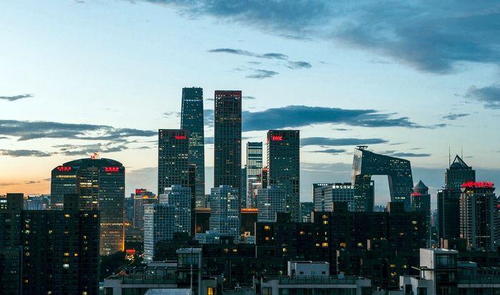 Пекин - столица самой населенной страны в мире