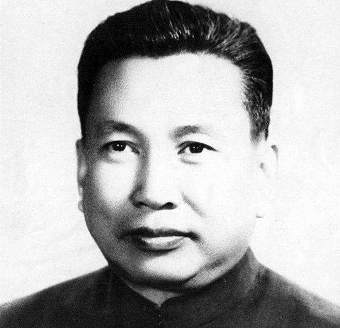 Пол Пот лидер движения Красных Кхмеров
