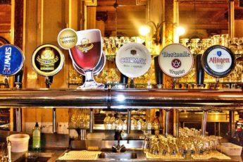 Ресторан A La Mort Subite в Бельгии - Отличное место чтобы выпить бельгийского пива