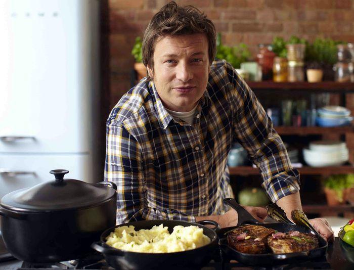 Рецепт картофельного пюре от Джейми Оливера