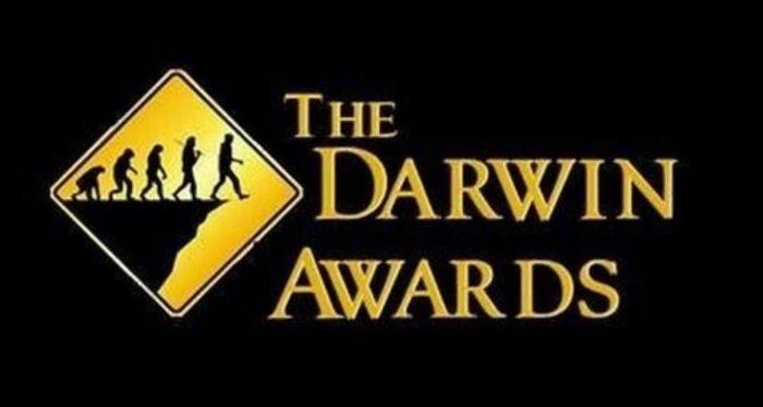 Самые нелепые и глупые смерти на премию Дарвина за 25 лет