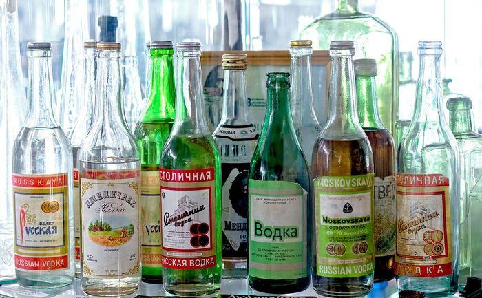 Сколько стоила бутылка водки в СССР?