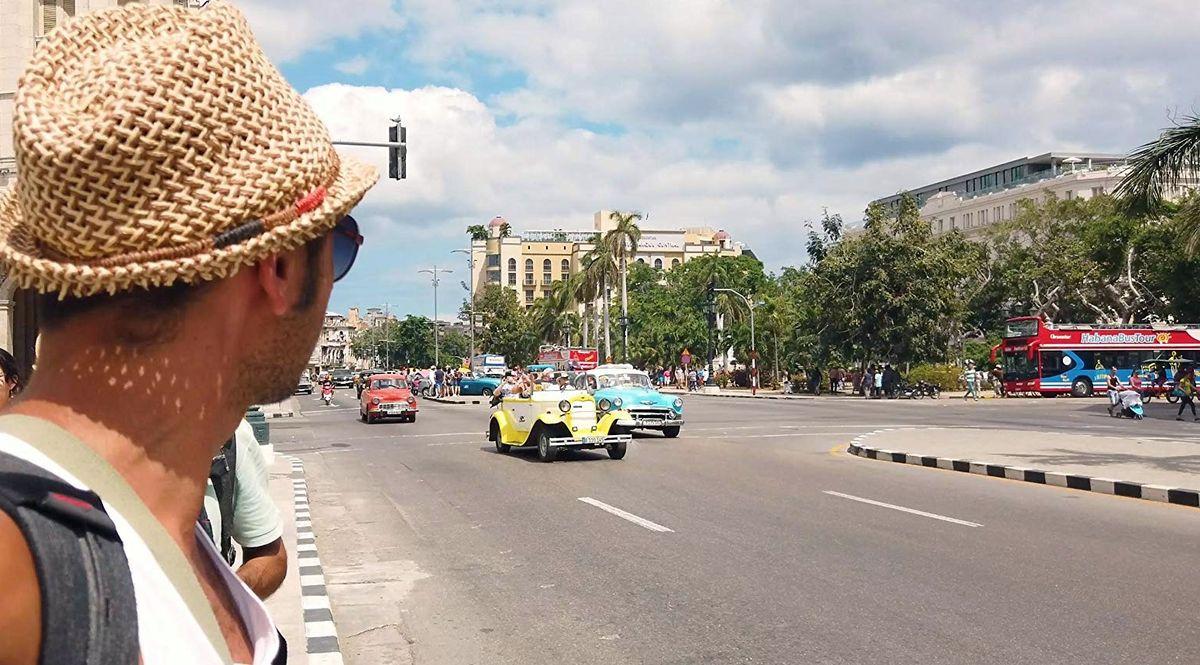 Современные улицы Гаваны