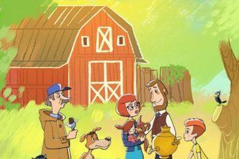 Союзмультфильм выложил на Youtube все серии мультфильма Новое Простоквашино