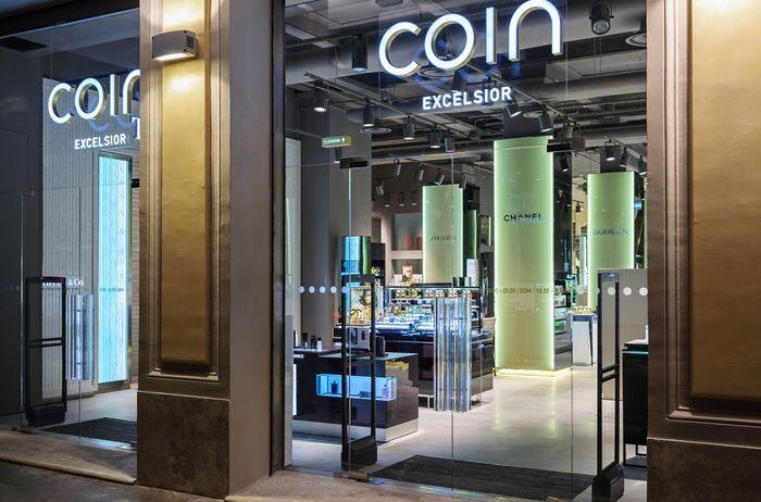 Сетевые шоппинг-моллы Coin