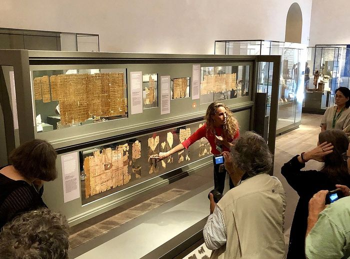 Туринская папирусная карта - самая древняя карта в мире