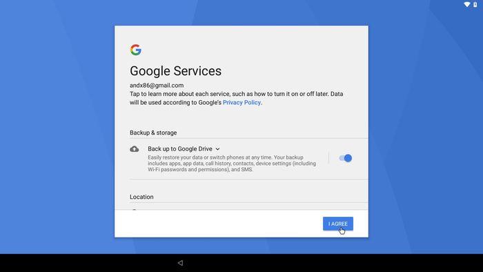 Навастриваем сервисы Google в Android на вашем компьютере