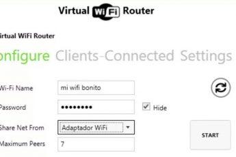 Виртуальный роутер для Windows - программы для раздачи Wi-Fi с ноутбука