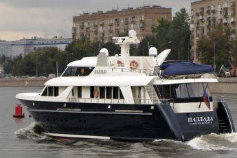 Моторная яхта Паллада (Timmerman 32)