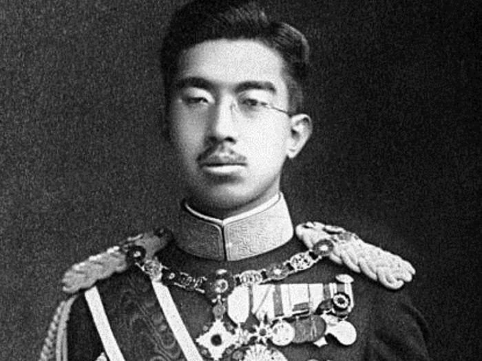 Японский император Хирохито