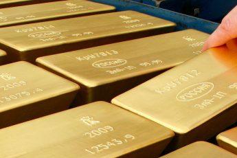 Сколько стоит тонна золота и как выглядит